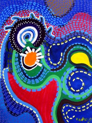 The Octopus (sold)