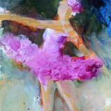 Pink Tutu #1 ~ Sold