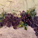 Grapes Come in Bunches, kvdm