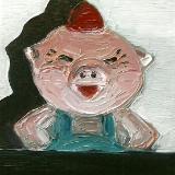 """Shadow Pig"""