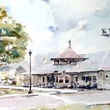 Kirkwood Train Station