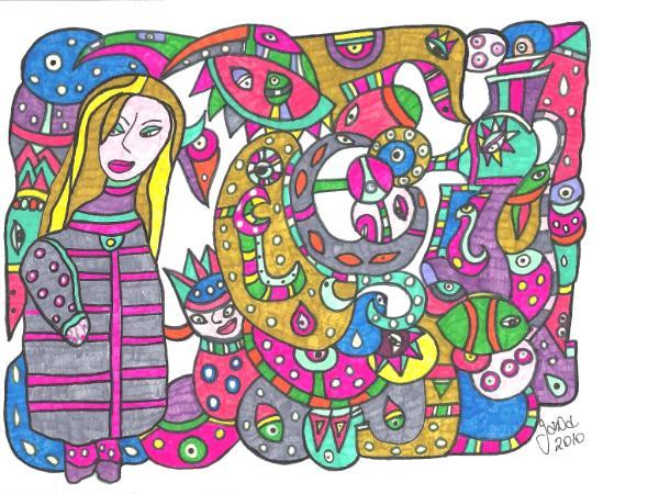 Jana Fantasy Art