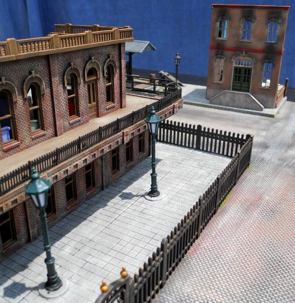 """Bordello """"Courtyard"""""""