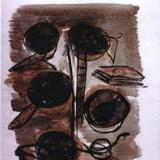 Painting on paper 2003-05