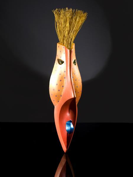 Orange Dream Mask