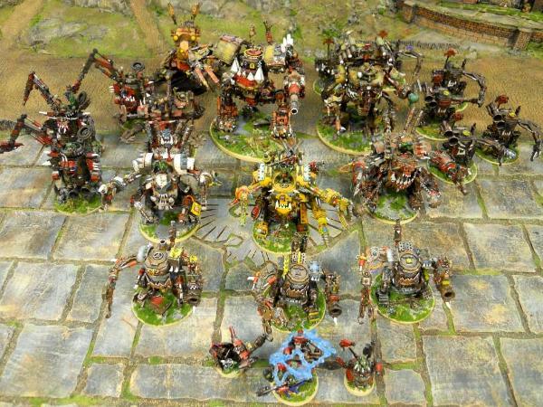 Ork Dread Mob