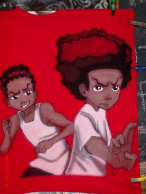Huey & Riley Freeman