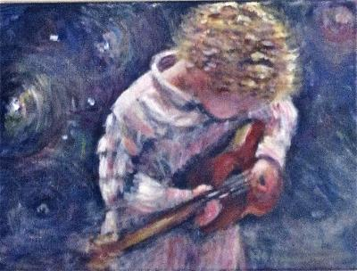 Young Rock Star - SOLD
