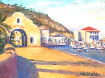Catalina Walkway