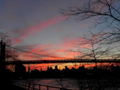 Under the Bridge at 5:00