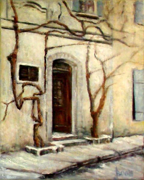 Door in Provence 2 - SOLD