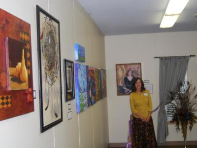 ART IN BLOOM: ABSTRACTS AND REALISM