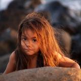 Native child