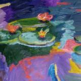 bright pond