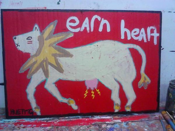 Earn heart