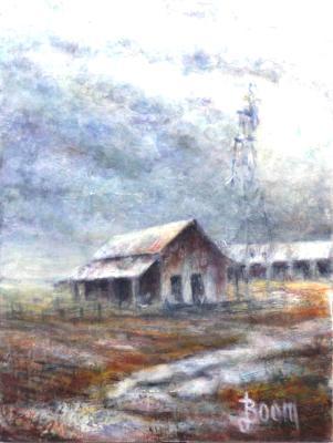 Old Barn in Brenham - SOLD