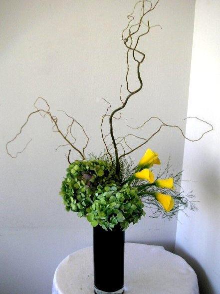 Affordable Weekend Ikebana Class California Flower Art