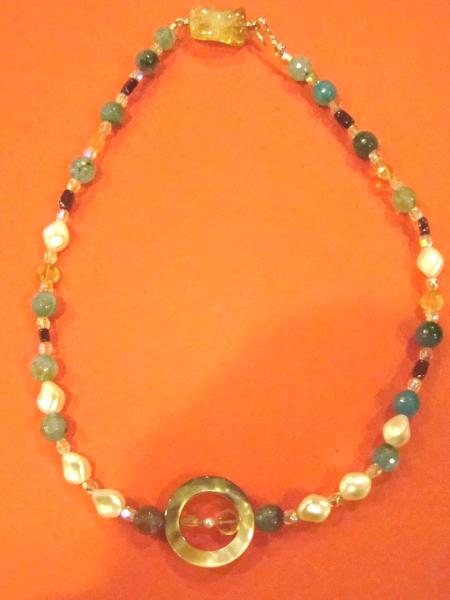 """#76  17 1/2"""" Necklace"""