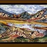 Fiber Art by Mary