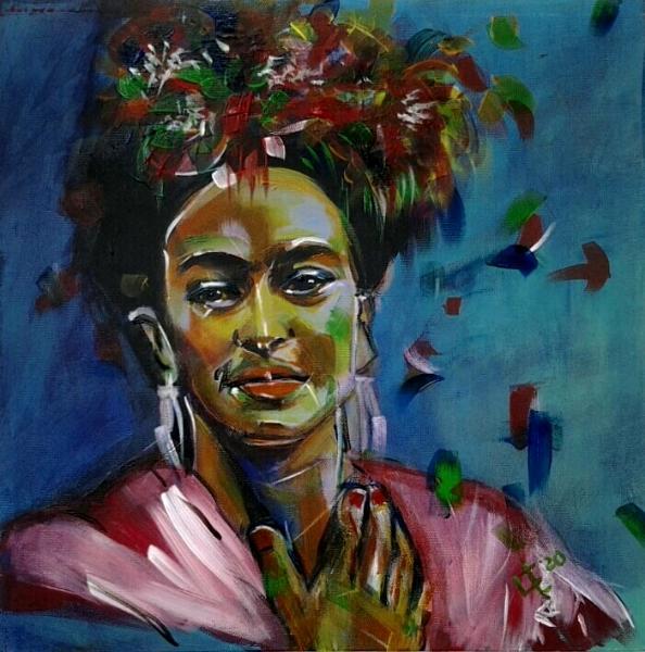Flower Frida