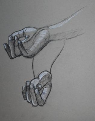Karissa's Hands