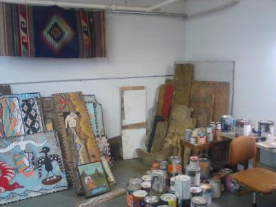 New Studio (Work in progress)