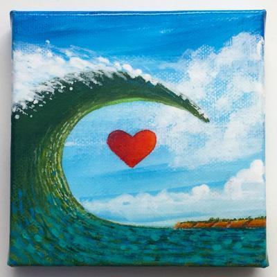 SNEAKER WAVE OF LOVE