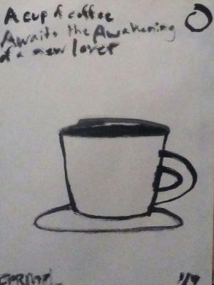 Coffee and Haiku #2