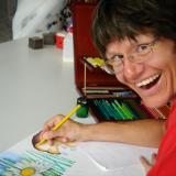 Sandra Berg Swiss artist