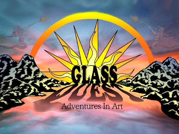Mark & Marcus Ellinger/Glass Quest Hand Blown Art Glass Studio