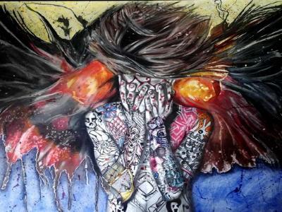 Angel of Destruction - The Heartache