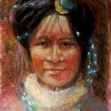 """""""Peruvian Woman"""""""