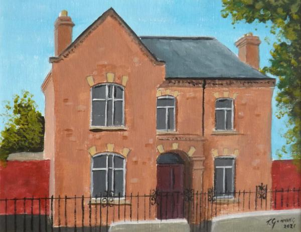 The Bottlemakers Hall, Irishtown, Dublin