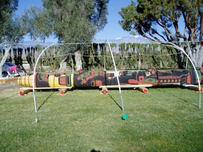 Henry Hunt Totem Pole Rancho Mirage