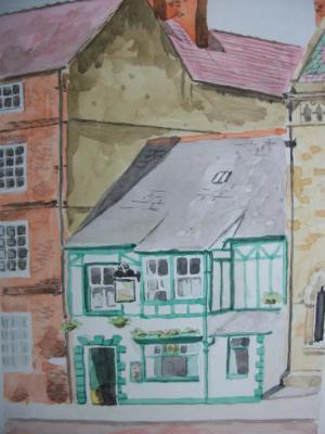 The Dun Cow Inn, Durham