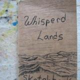 Whispered Lands Sketchbook