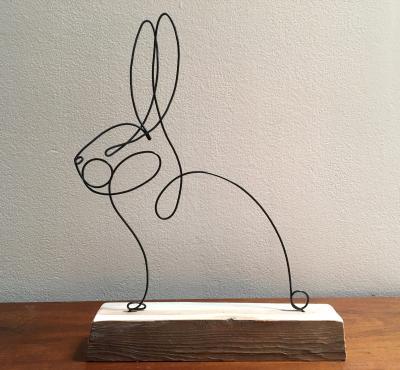 One Wire Rabbit