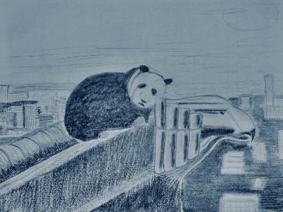 Rare Panda