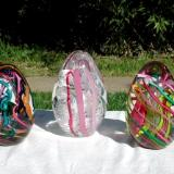 Egg Paperweights