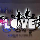 Video promo for The Beatles Love, Cirque Du Soleil