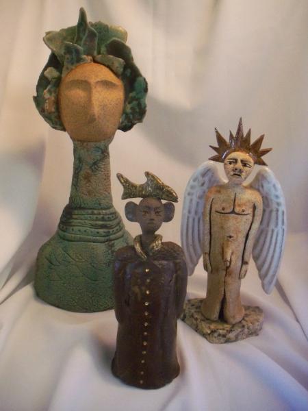 Unique Ceramic Sculpture