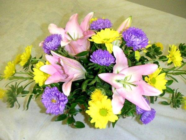 Z Arrangement Classroom Design Definition ~ Enjoy learning oval shaped floral arrangement california