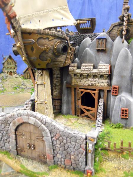 Skulls & Ships Inn (stables)