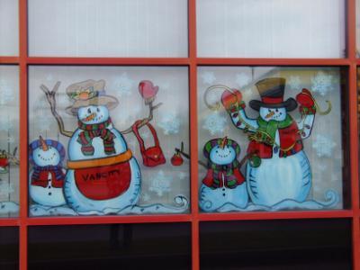 fun snowmen