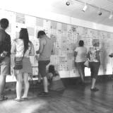 Many Doodlers, of all ages, made this pop up event a success!