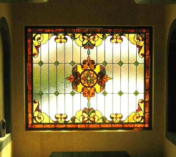 Traditional Stained Glass Windows Reflective Collections