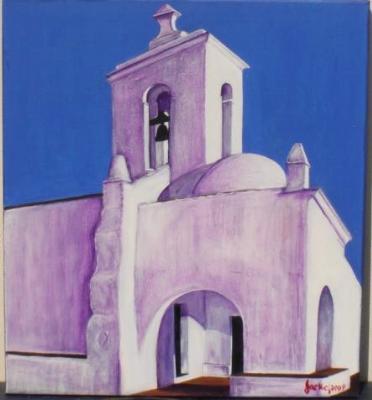 Alentejo church