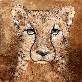 Mosaic Cheetah