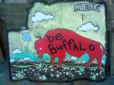 Be Buffalo