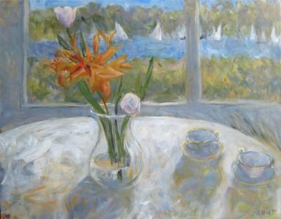 Lillies 16 x 20
